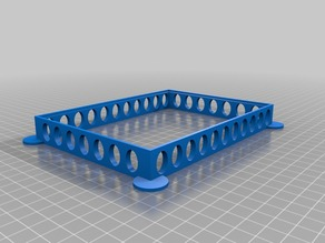 Parametric Cooling Stand For Electronics (Customizable)