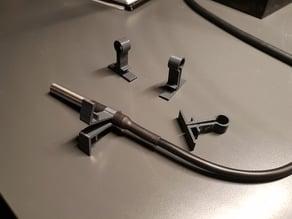 DS18b20 temperature sensor rack shelf clip