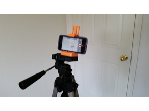 Tripod Clip for Phone