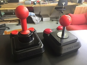 Prof Competition 9000 joystick clone