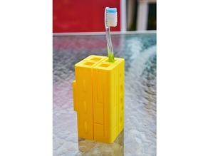 Toothbrush holder - Vaso para cepillos de dientes