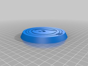 Ghostly Strobe Calibration Disc for Turntables @ 60Hz