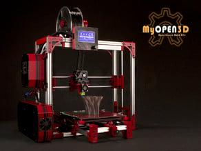 MyOpen3D - TACO i3+ 3d Printer v1.0