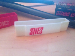 SNES Cartridge Dust Covers
