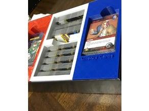 DC Deckbuilder Game Box Insert
