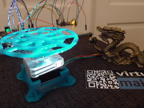 David 3D-Scanner Arduino Turntable