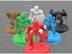 Toa Nuva for Tabletop Gaming