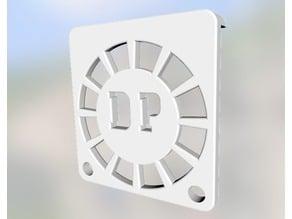 DP 40 mm Fan Guard - Silenced