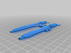 Transformers Jetfire G1 Gun