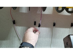 Magnetic Wall mount PTFE holder