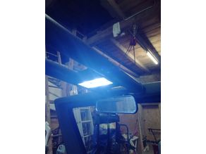 Quadix Oreion Xingyue Buggy interior lighting