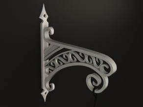 Ornamental hanger
