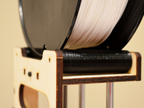 Printrbot Simple XL - Spool Expander