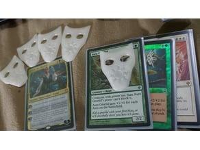 Estrid Commander Mask Aura Tokens