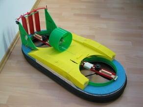 3D-Printed Hovercraft