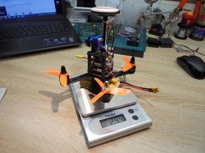 130 mm small quadcopter frame