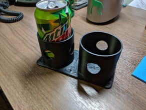 Dual Cup Holder