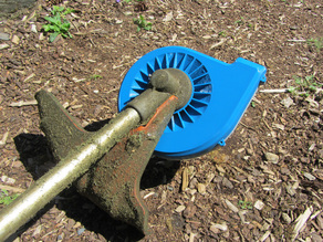 Leaf Blower Attachment for Line Trimmer