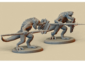 Lizard Men 28mm