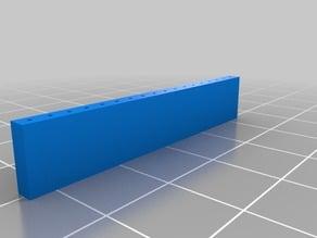 Connector block/Buchsenleiste for LCD12864