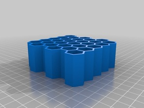 Customized honeycombs 6x5