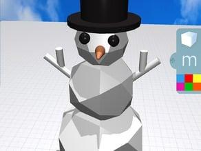 Morphi Snowman