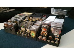 Descent 2nd Edition - Complete collection storage solution