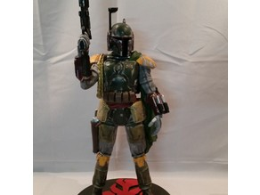 Star Wars - Boba Fett The Bounty Hunter