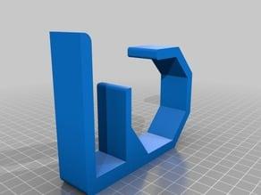 DA-Lite Model B Projection Screen Mount Clip