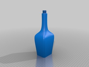 Bottle with cover