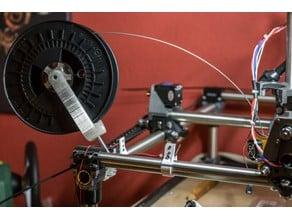 MPCNC compact filament spool holder