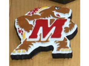 Maryland Terrapin Logo