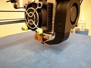 2020 Extrusion Printer Fan Nozzel