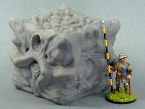 Cthulhoid Cube