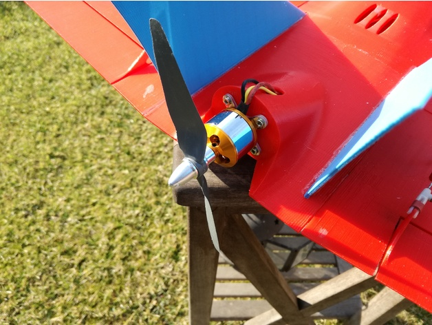 picture of a GASB Two propeller version