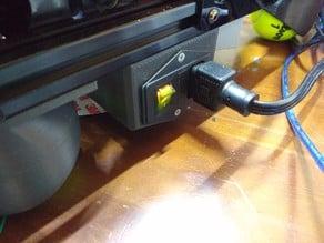 Kossel Fused Power Socket