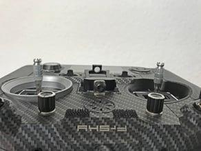 Taranis QX7 flush gimbal rings