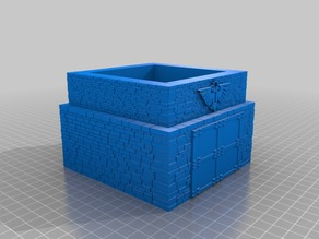 Warhammer Brick Bunker 3
