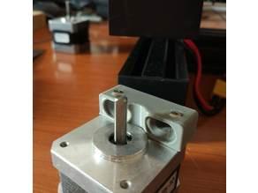 creality ender 3 z motor horizontal correction