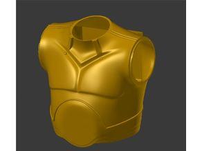 C3PO Torso Version 2