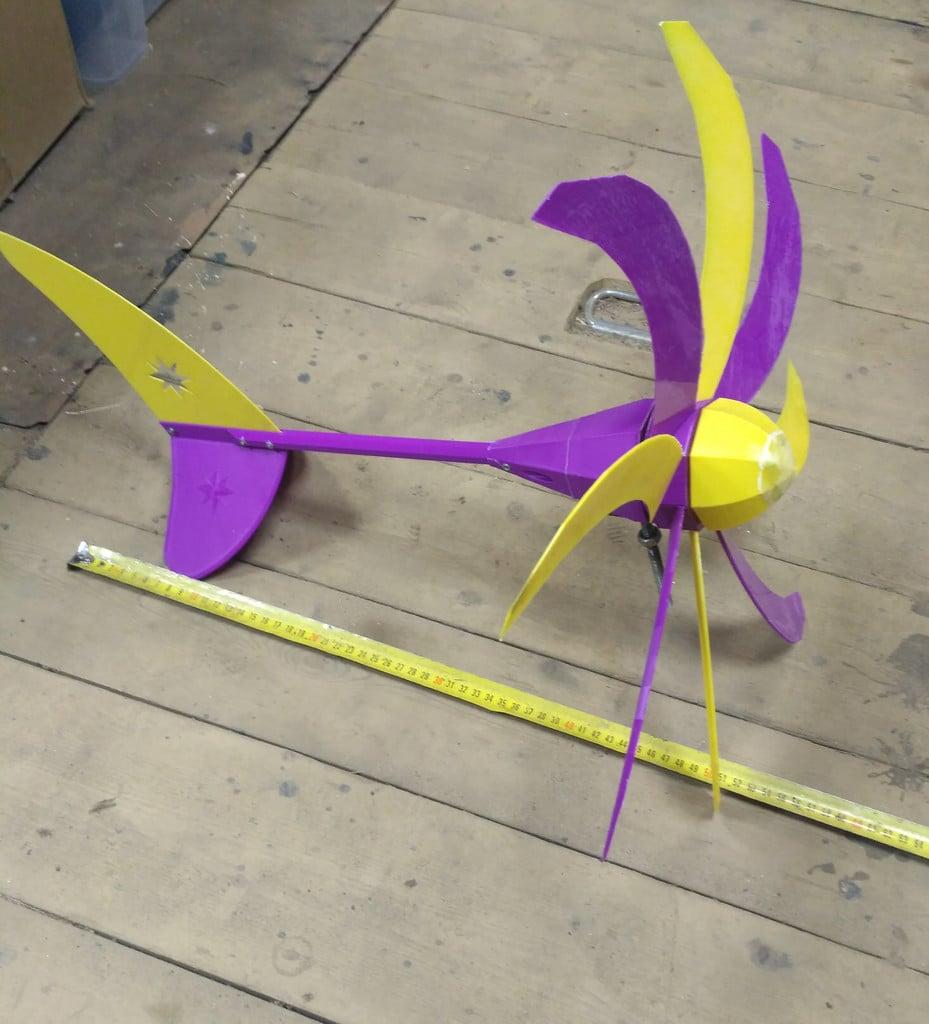 Wind vane by Sergei000