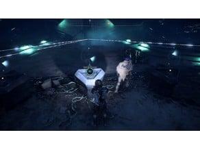 Mass Effect Andromeda Vault Console