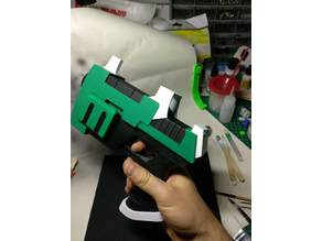 Final Space Gary's Gun