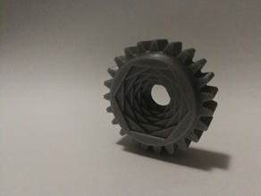 Makercoin: Shutter gear