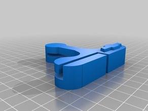 Chev Truck BakFlip opening handle