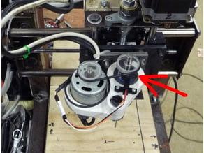 3 pole interrupter disc