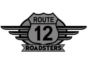 Route 12 Roadsters sign