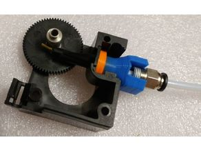 PC4 M10 adaptor for Titan extruder