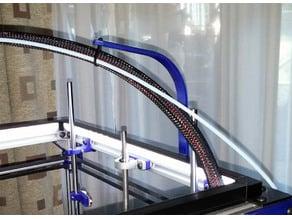 Hotend Wiring Loom Support Bracket