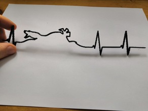 Motorcycle heartbeat